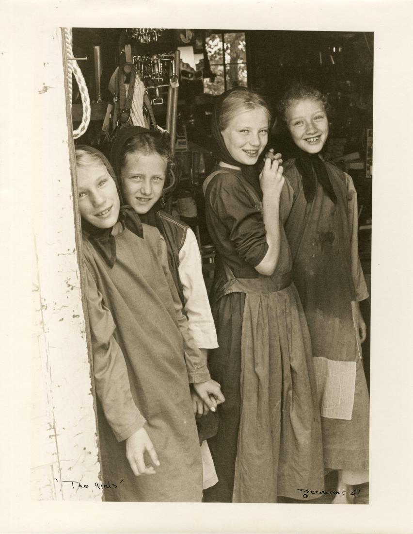 96: TOM STODDART - The Girls