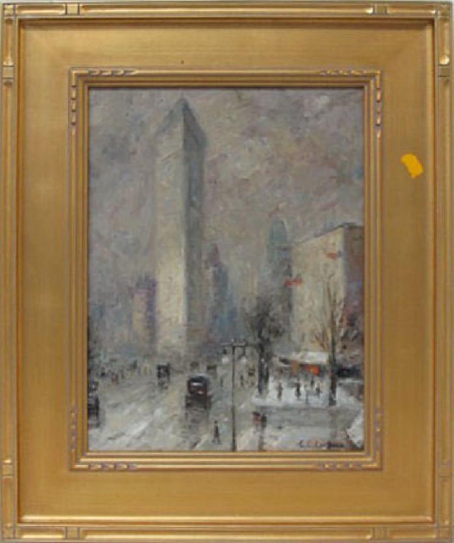 98: C. C. COOPER - The Flatiron Building