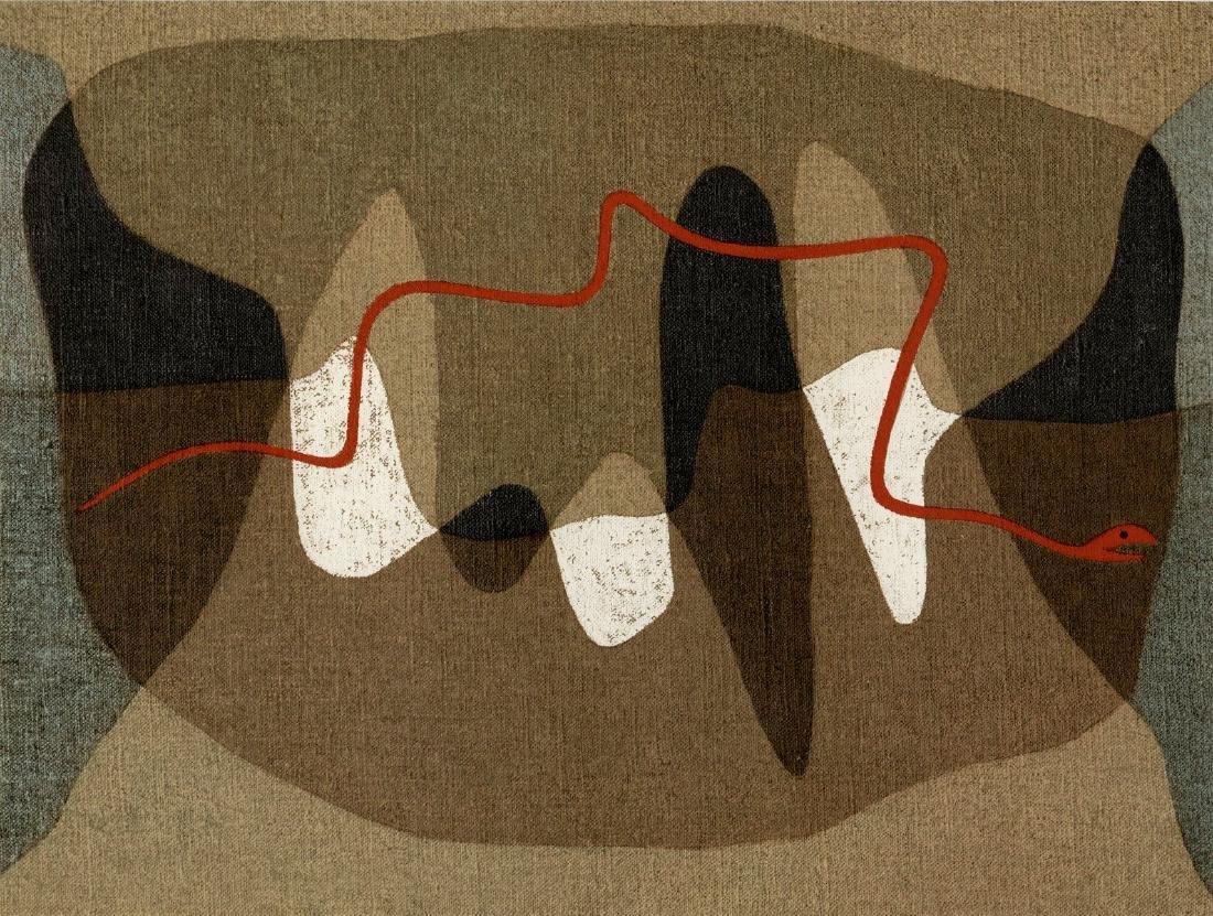 159: PAUL KLEE - Schlangen Wege