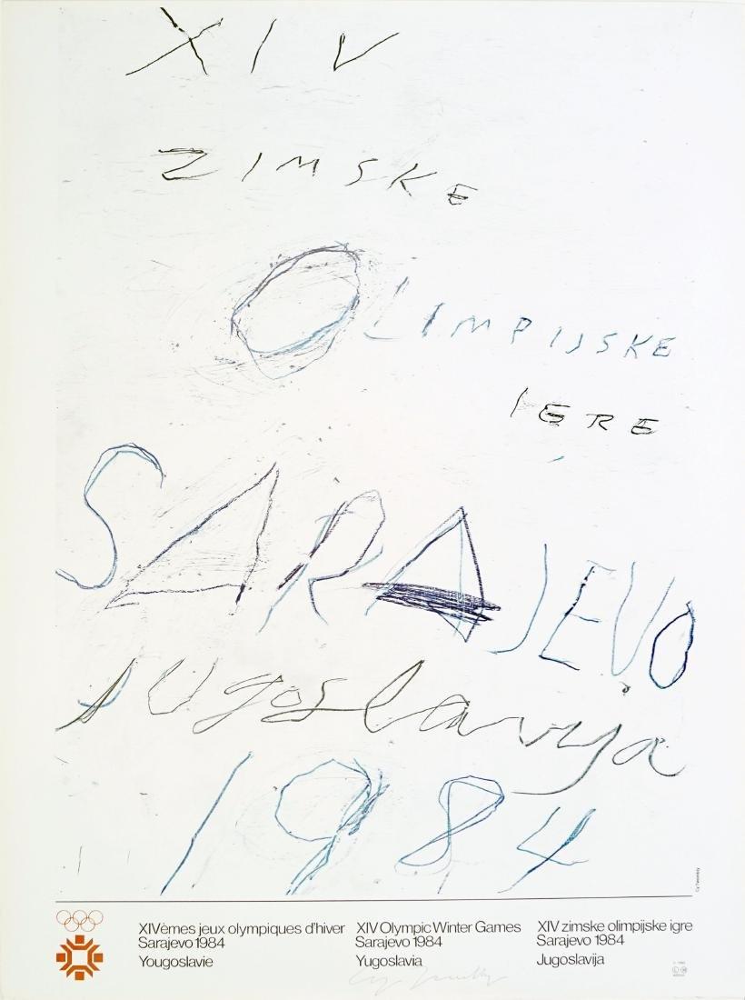 162: CY TWOMBLY - Sarajevo