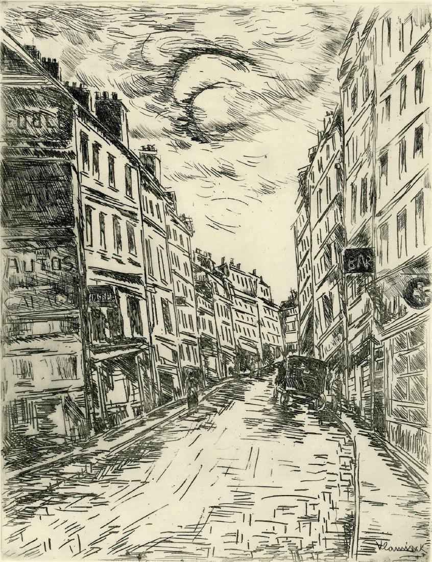 170: MAURICE DE VLAMINCK - Rue de la Glaciere