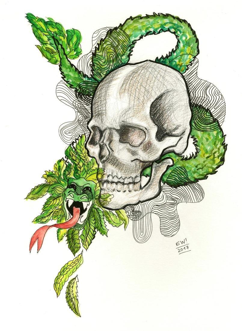 188: ESTELA WILLIAMS - Quetzalcoatl