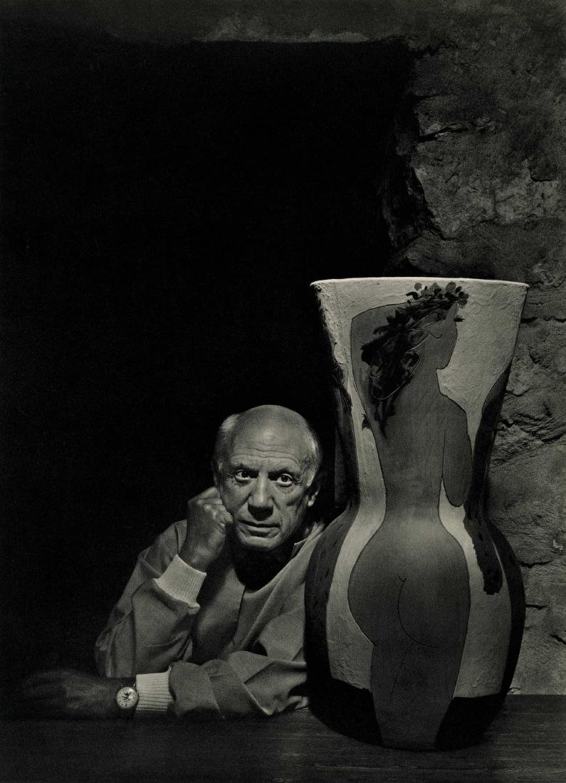 217: YOUSUF KARSH - Pablo Picasso II