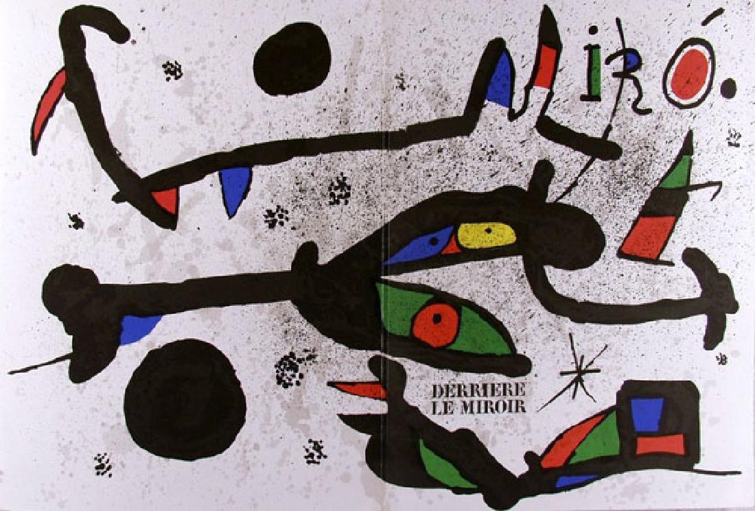 263: JOAN MIRO - Miro I