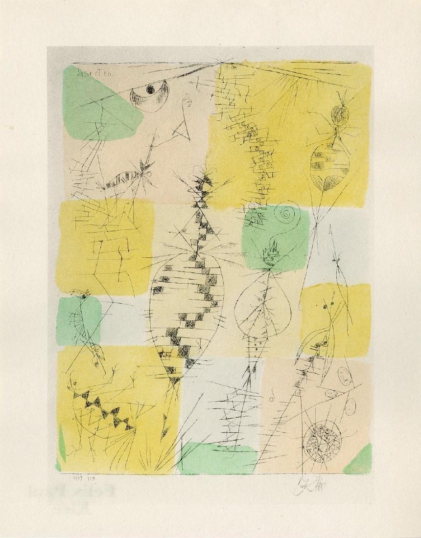 338: PAUL KLEE - Insekten