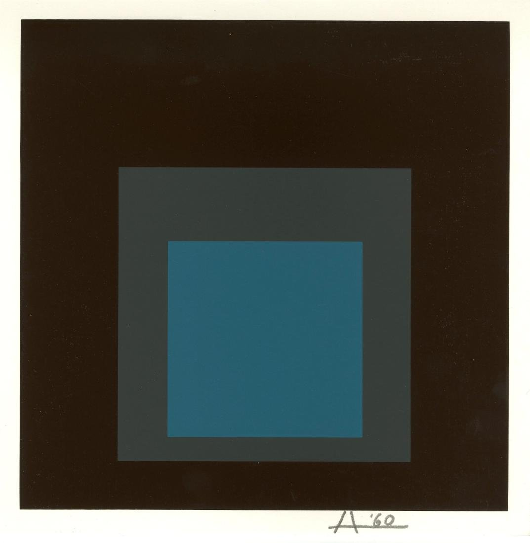 360: JOSEF ALBERS - Homage to the Square: Set Off