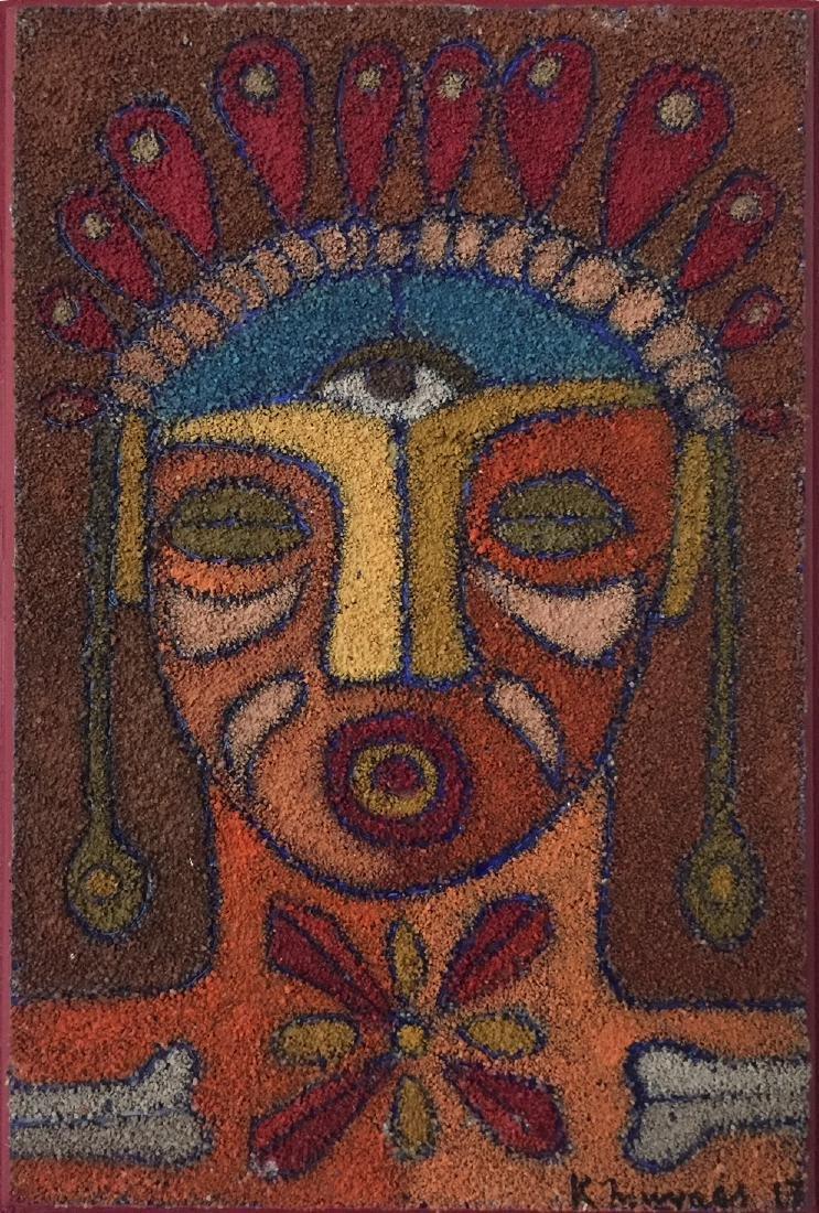 408: KARIMA MUYAES - Flower Shaman