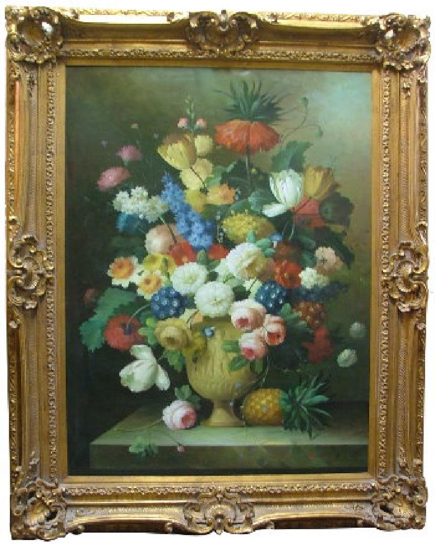 410: THOMAS A. LEE - Floral Still Life