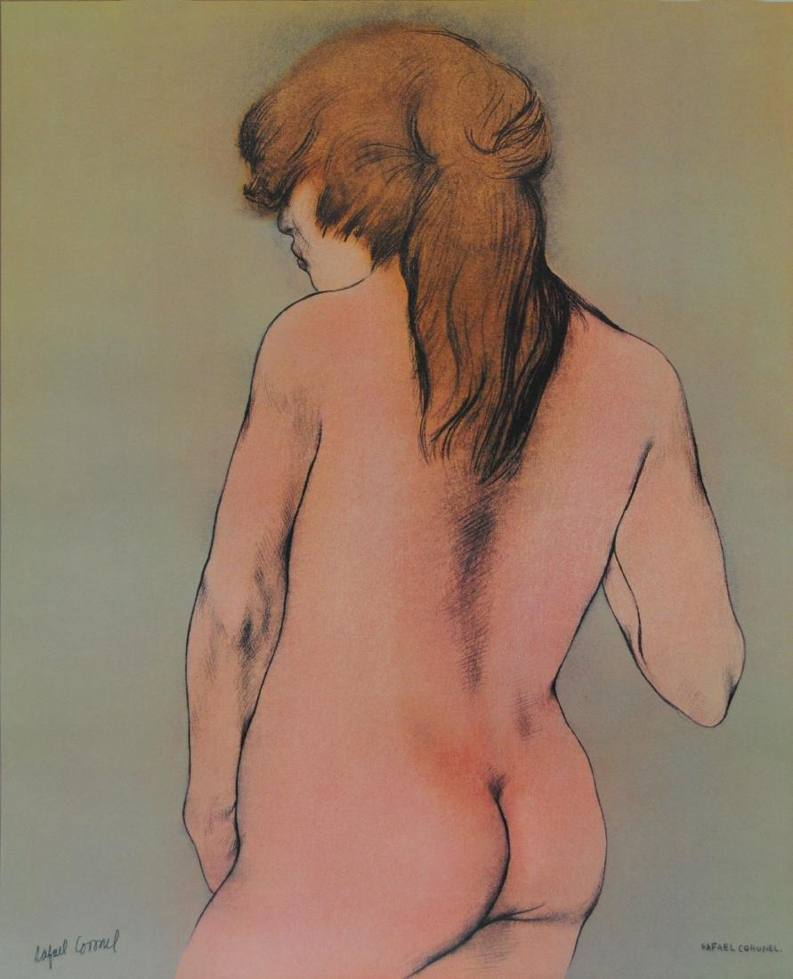 474: RAFAEL CORONEL - Desnudo