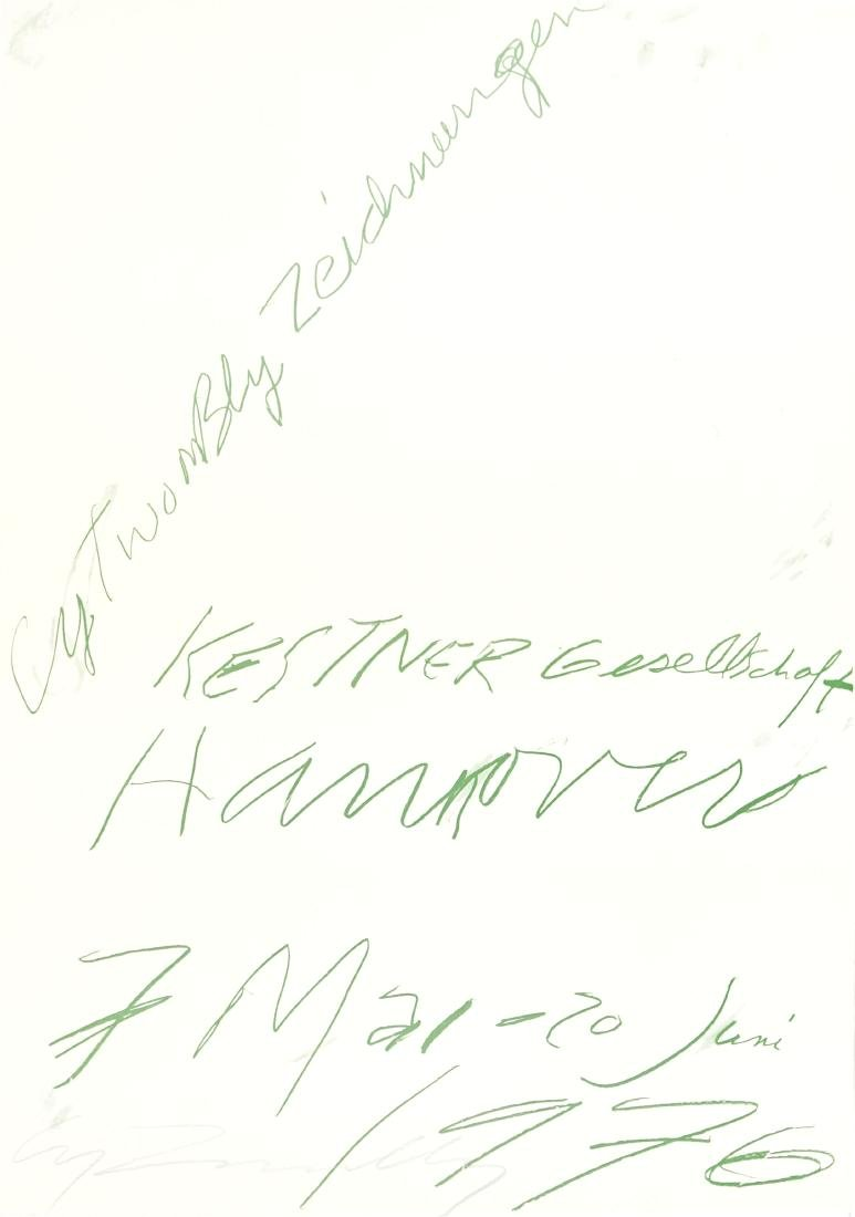 485: CY TWOMBLY - Cy Twombly: Zeichnungen
