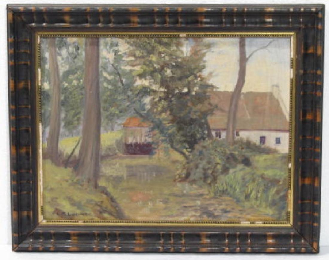 497: LORENZO P. LATIMER - Country Home