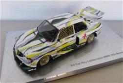 ROY LICHTENSTEIN - BMW Le Mans Art Car
