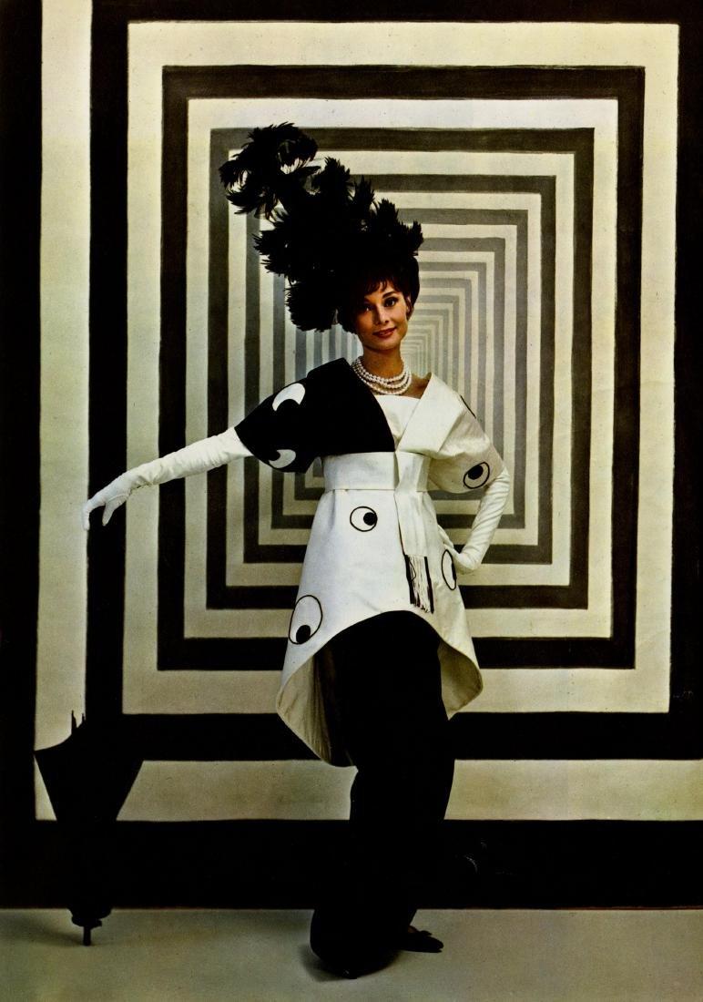 593: CECIL BEATON - Audrey Hepburn in 'My Fair Lady' #1