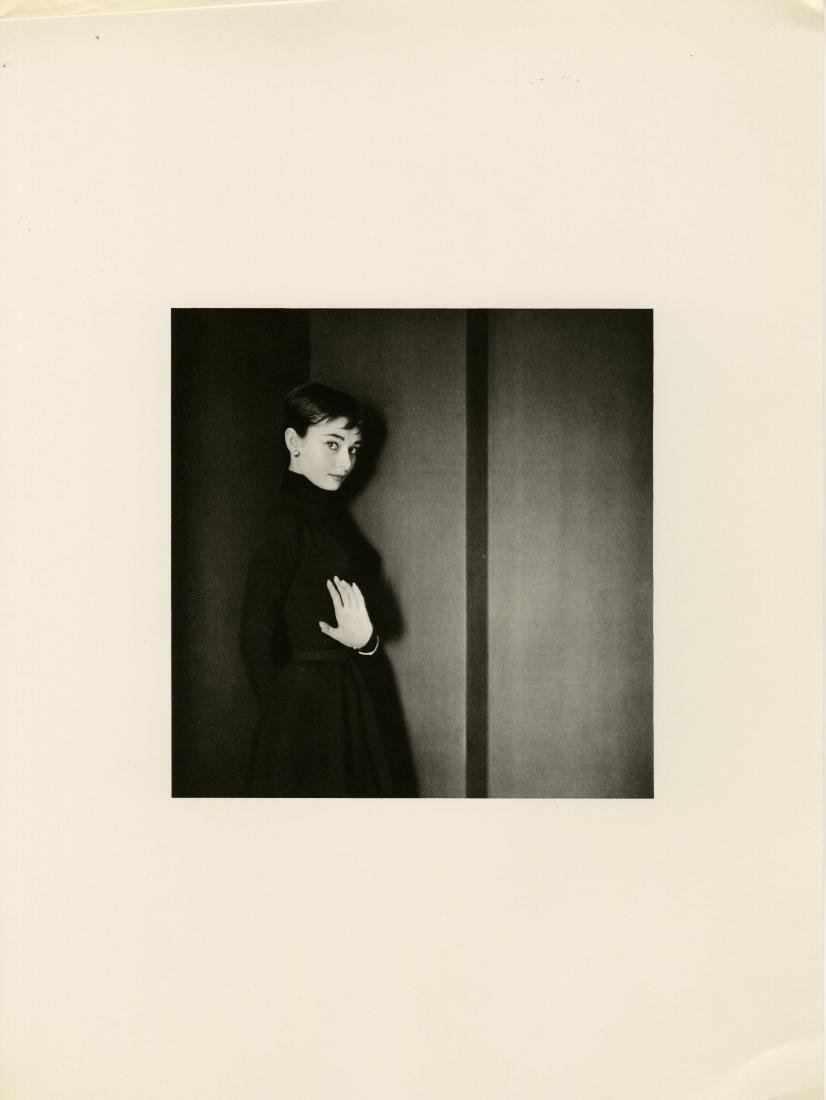 594: CECIL BEATON - Audrey Hepburn