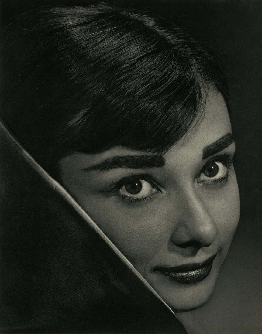 595: YOUSUF KARSH - Audrey Hepburn