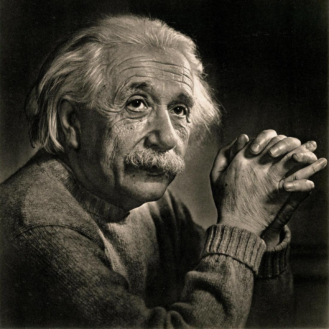 622: YOUSUF KARSH - Albert Einstein