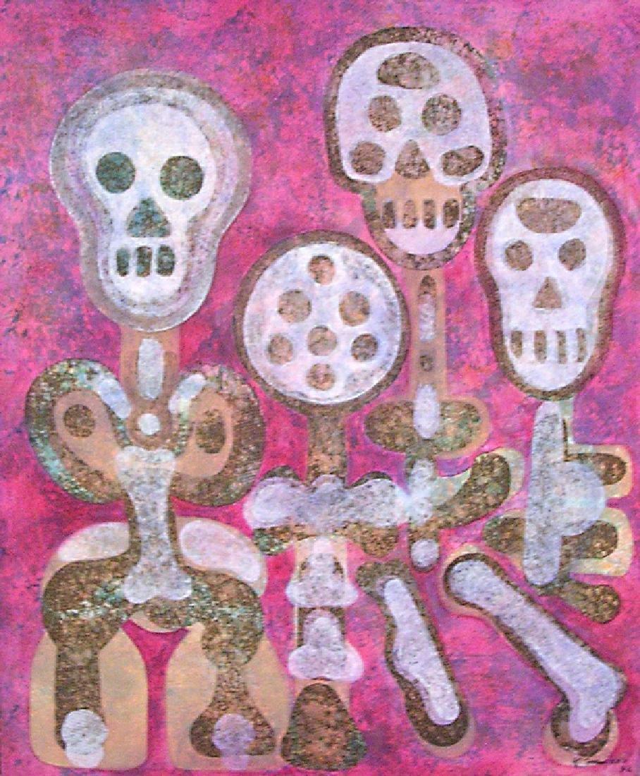 699: KARIMA MUYAES - Todas las Muertes