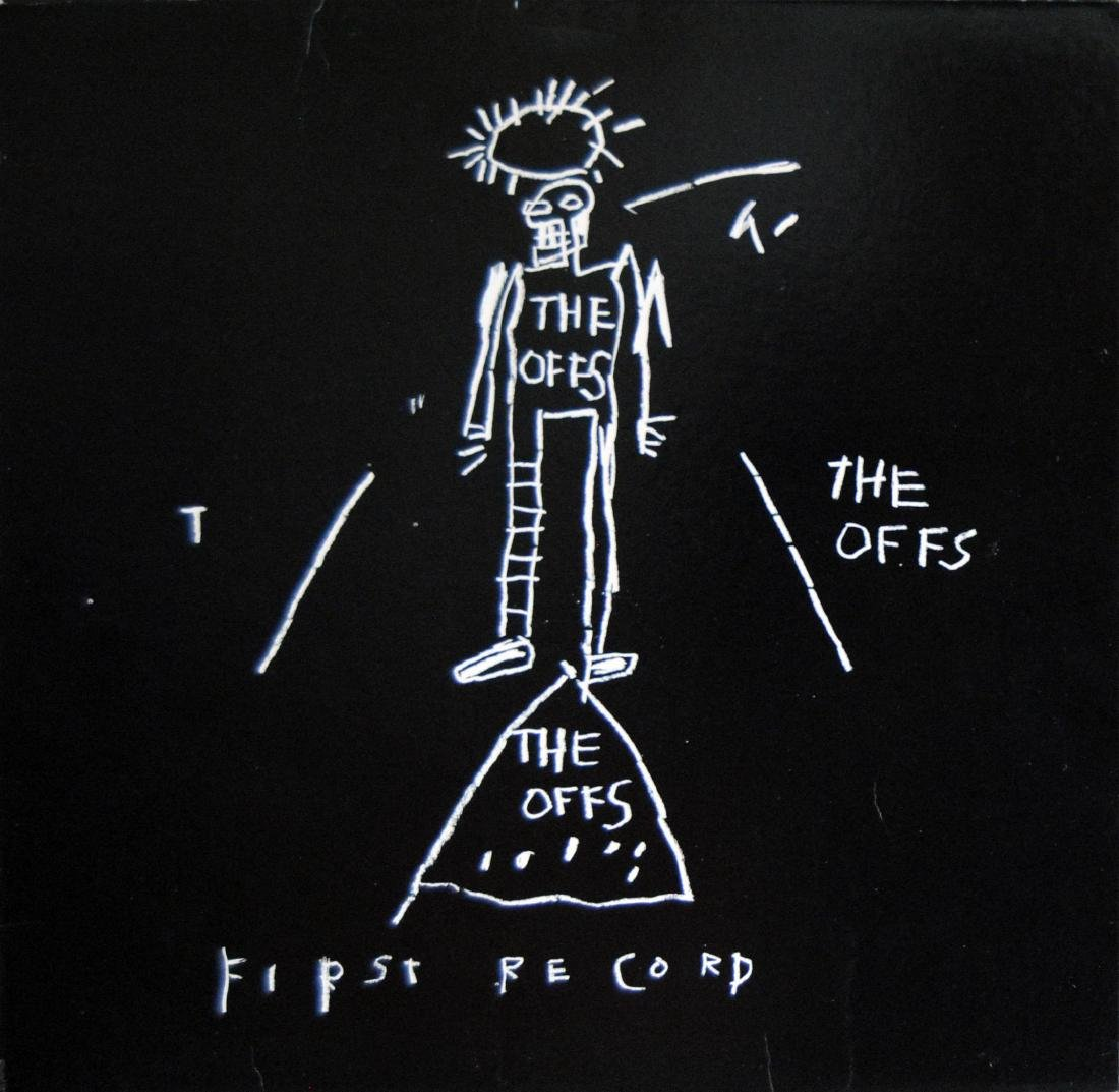 716: JEAN-MICHEL BASQUIAT - The Offs: First Record