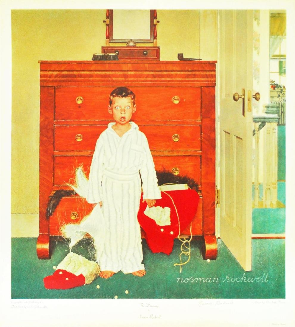720: NORMAN ROCKWELL - The Discovery