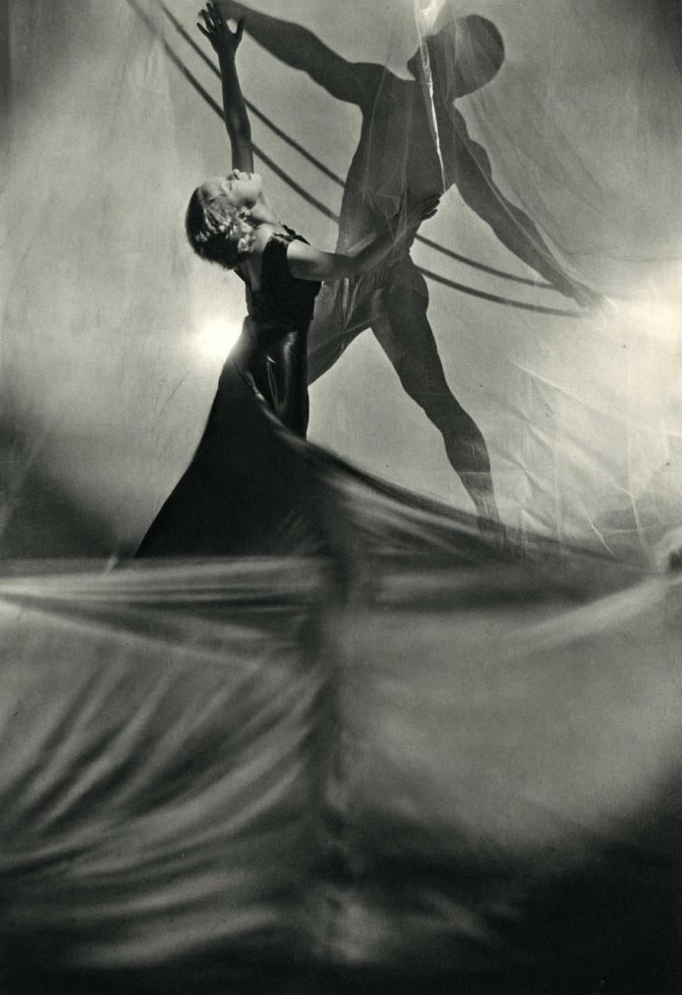 734: CECIL BEATON - Tamara Geva in the Ballet 'Errante'