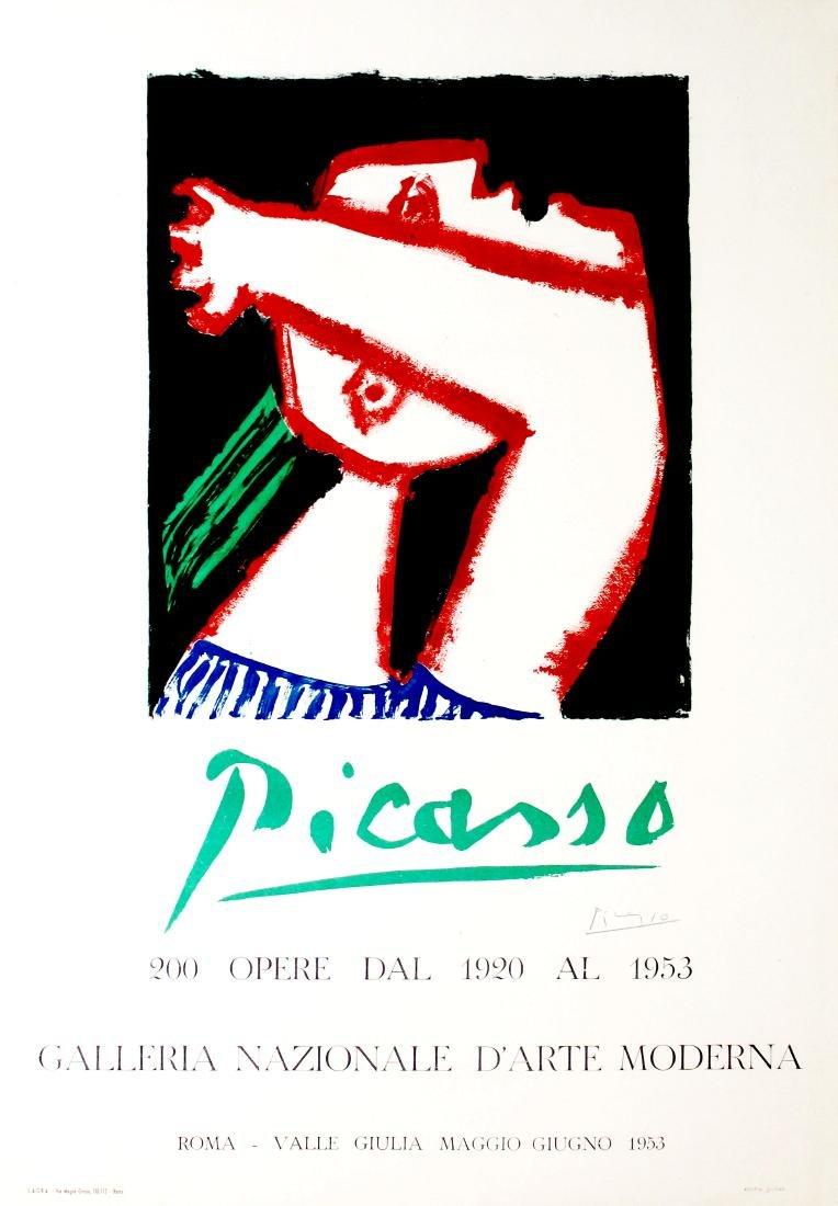 838: PABLO PICASSO - Picasso: 200 Opere dal 1920 al