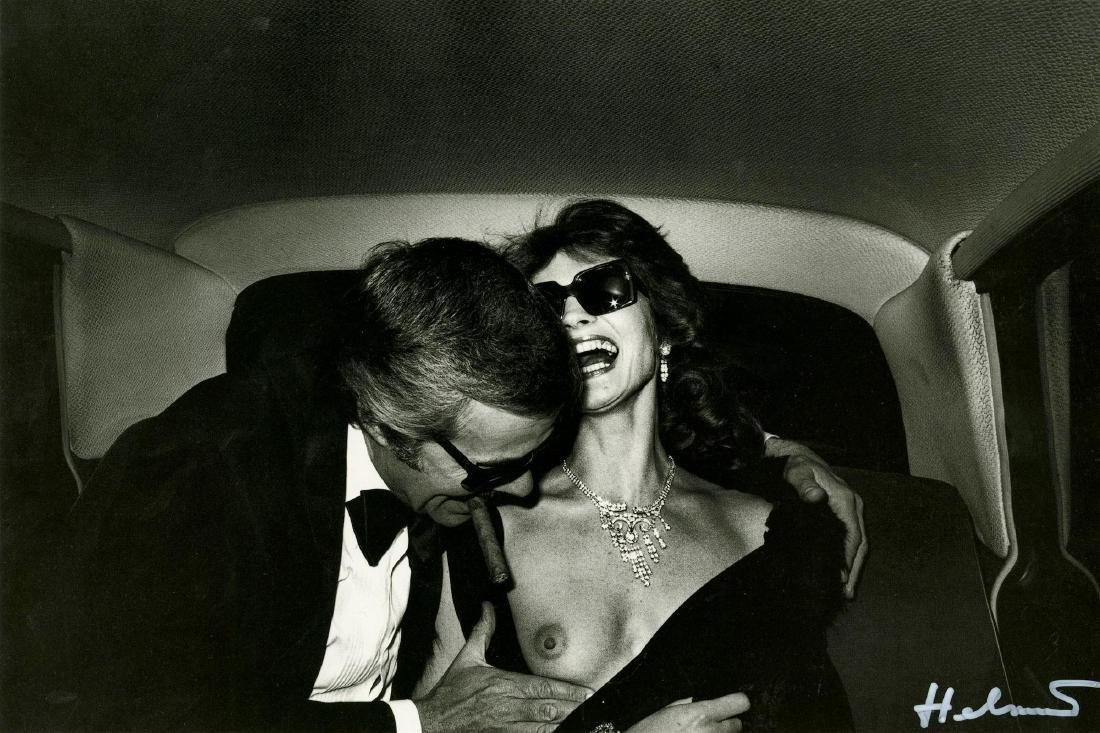 849: HELMUT NEWTON - Paris, 1973