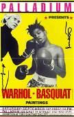 858: JEAN-MICHEL BASQUIAT & ANDY WARHOL - Palladium