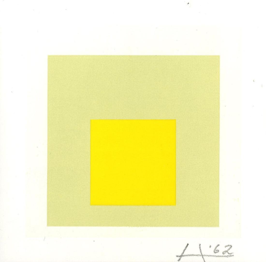 1031: JOSEF ALBERS - Homage to the Square: Soft
