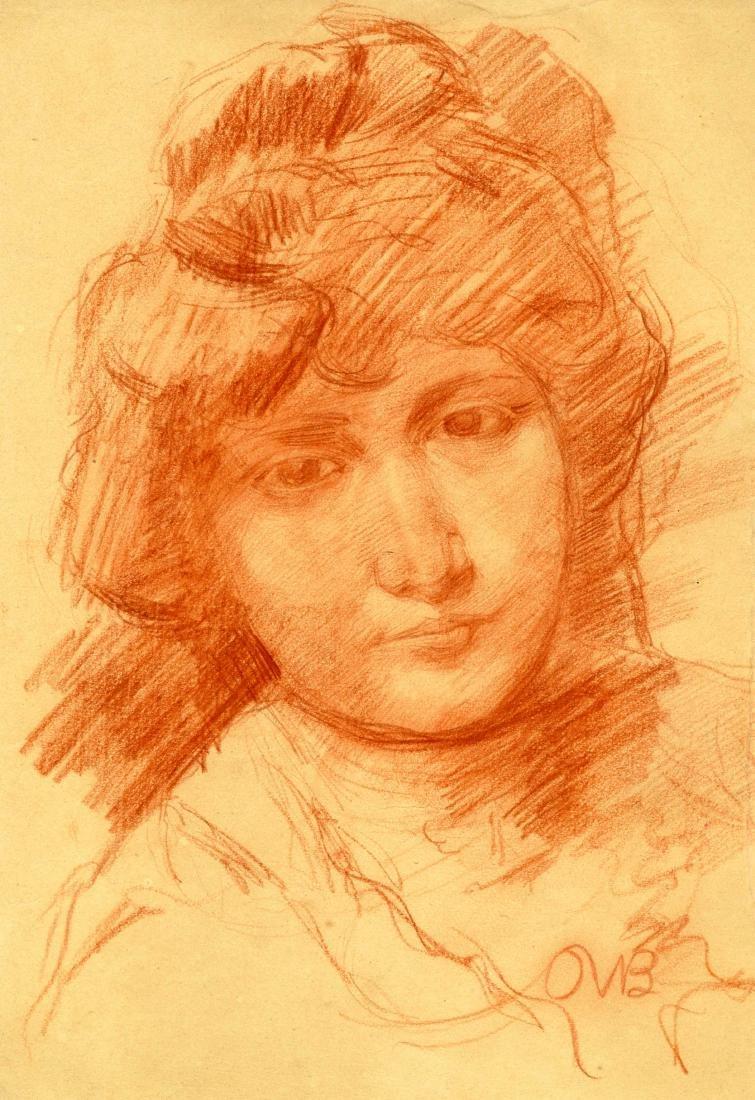 1182: UMBERTO BOCCIONI - Busto di Signora