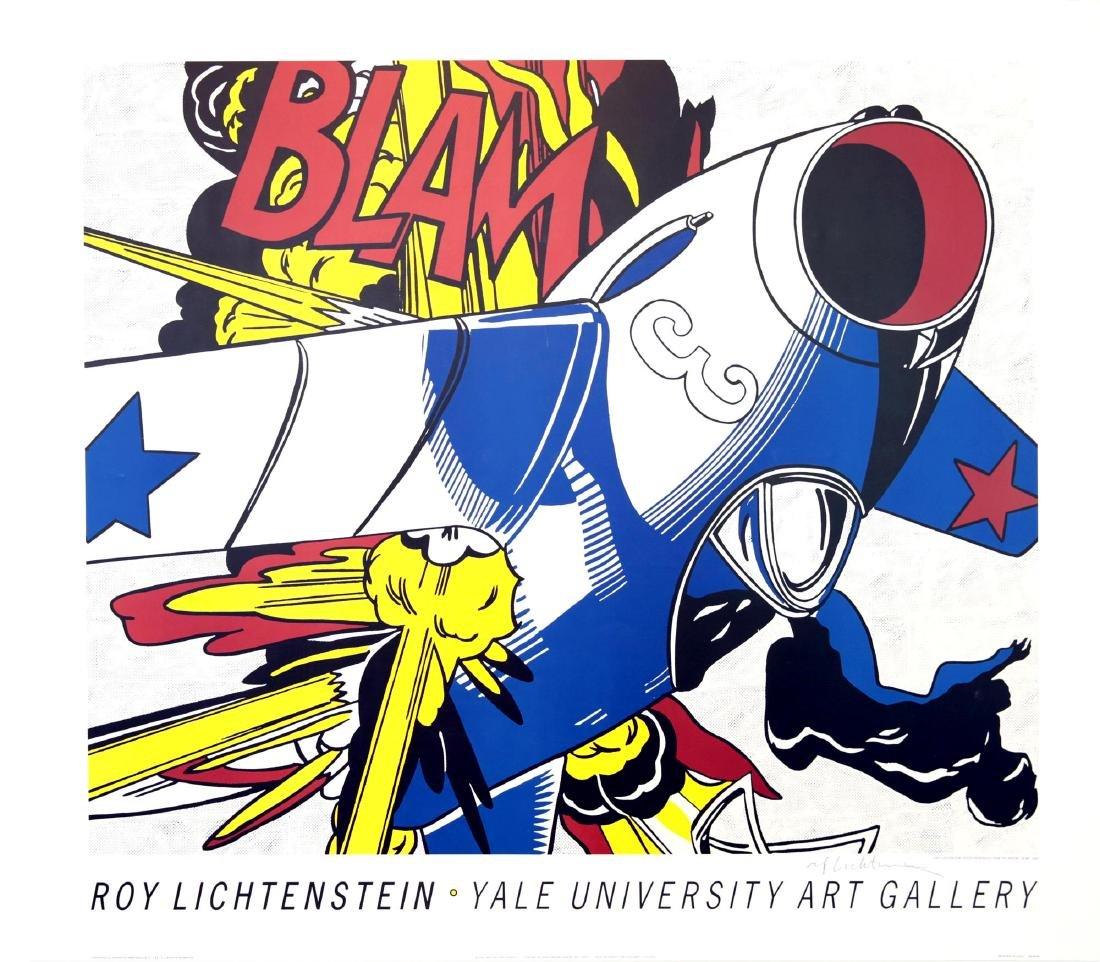 1198: ROY LICHTENSTEIN - Blam