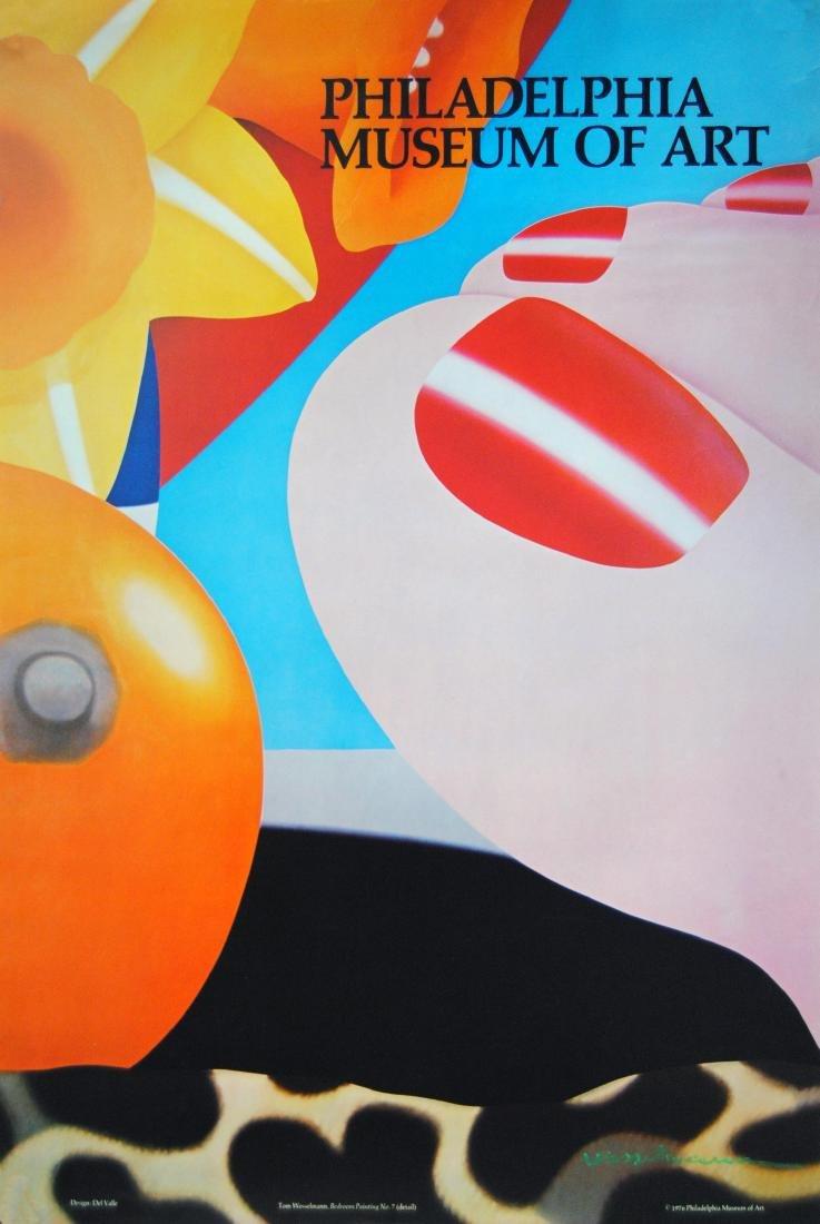 1210: TOM WESSELMANN - Bedroom Painting No.7