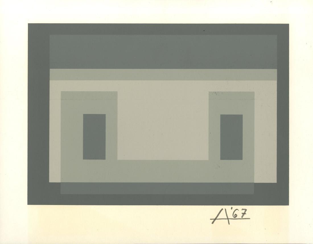 1289: JOSEF ALBERS - Variant III