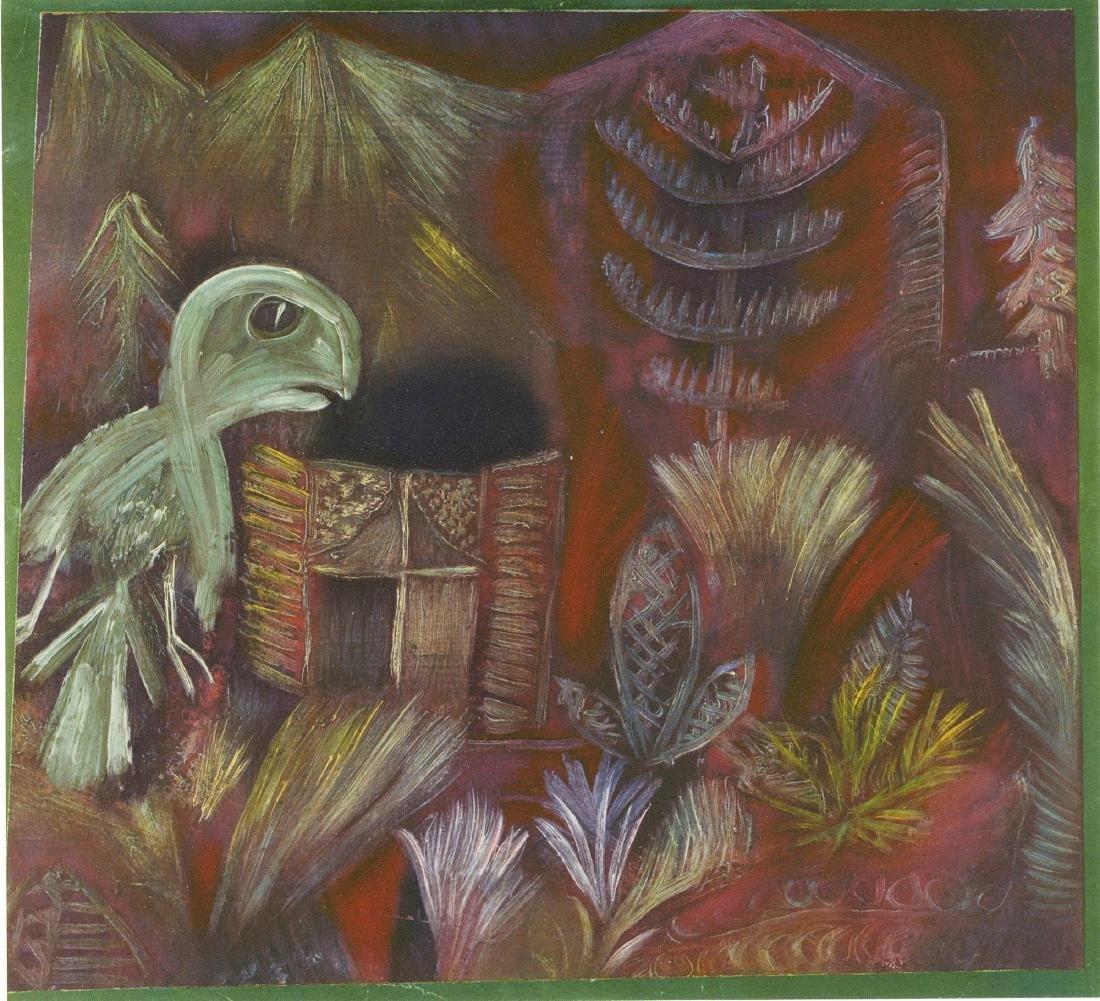 """1311: PAUL KLEE - Tropical Twilight [""""Crepuscule"""