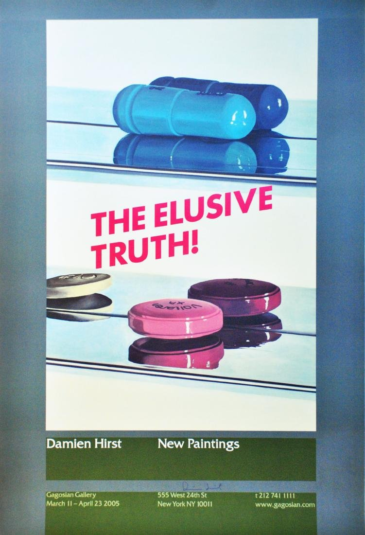 1339: DAMIEN HIRST - The Elusive Truth - Two Pills