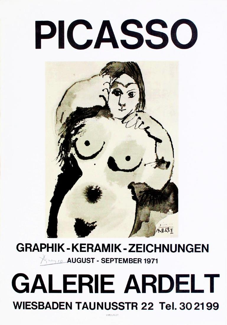 1469: PABLO PICASSO - Picasso: Graphik - Keramik -