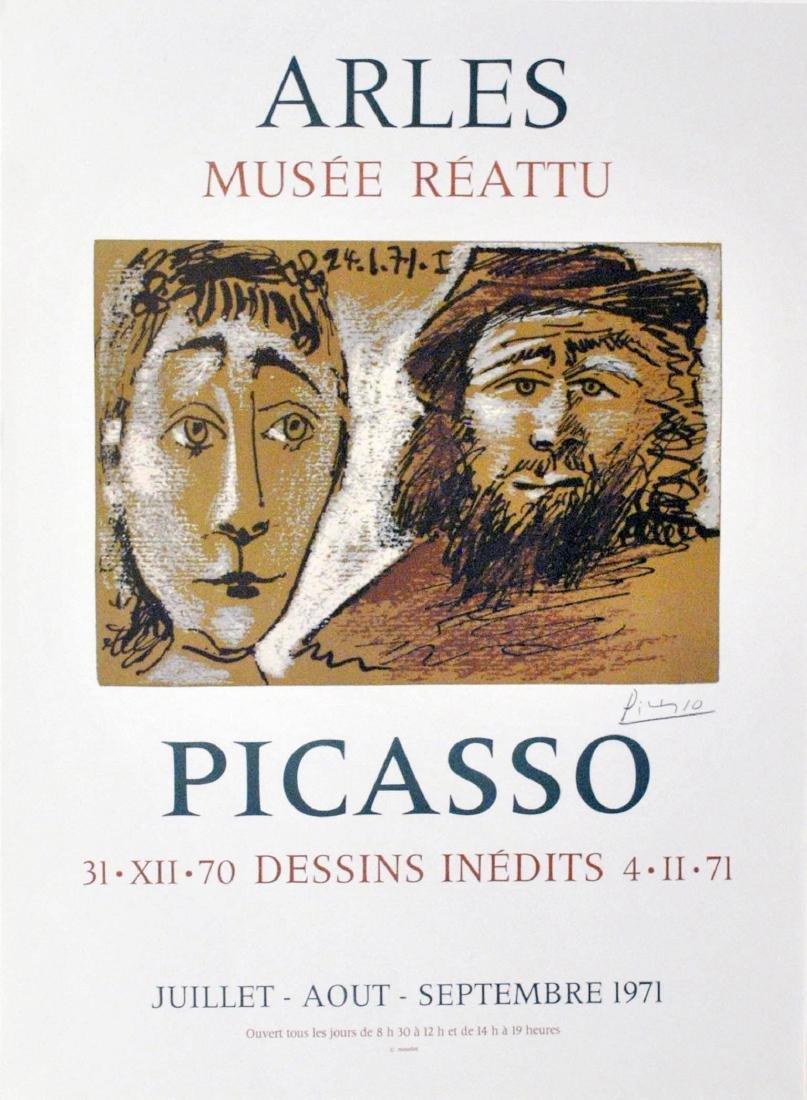 1470: PABLO PICASSO - Picasso: Dessins Inedits