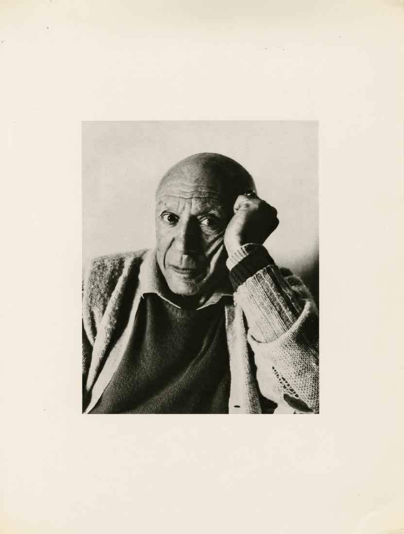 1486: CECIL BEATON - Pablo Picasso