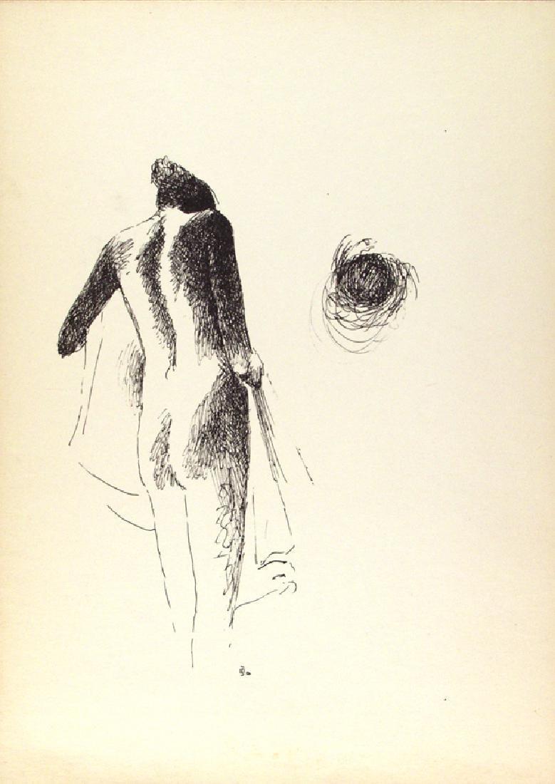 1528: GUILLERMO MEZA - Mujer Desnudo