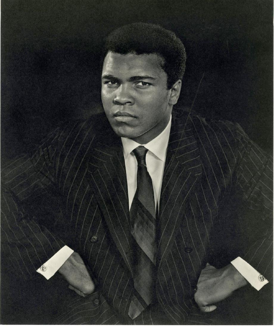 1531: YOUSUF KARSH - Muhammad Ali