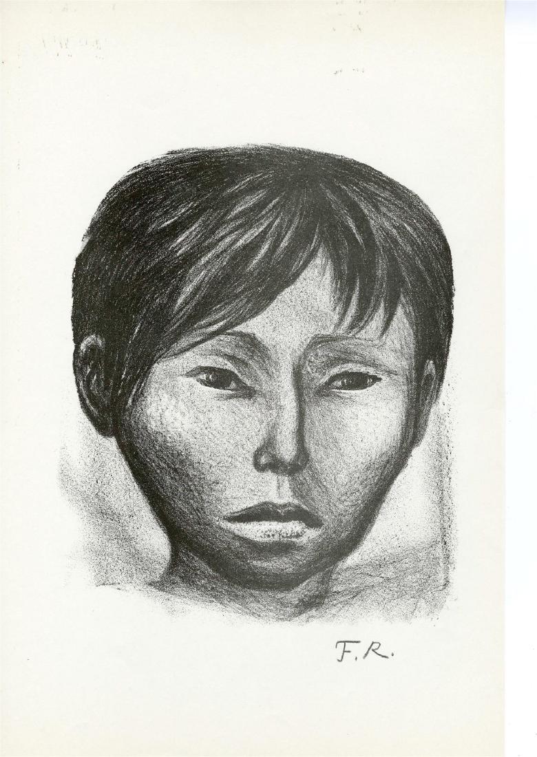 1532: FANNY RABEL - Muchacho Maya