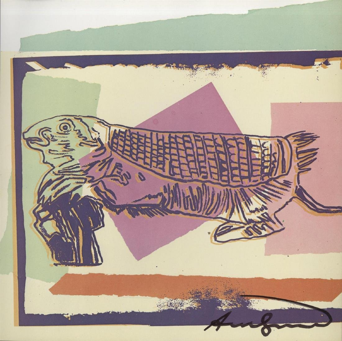 1533: ANDY WARHOL - Mouse Armadillo