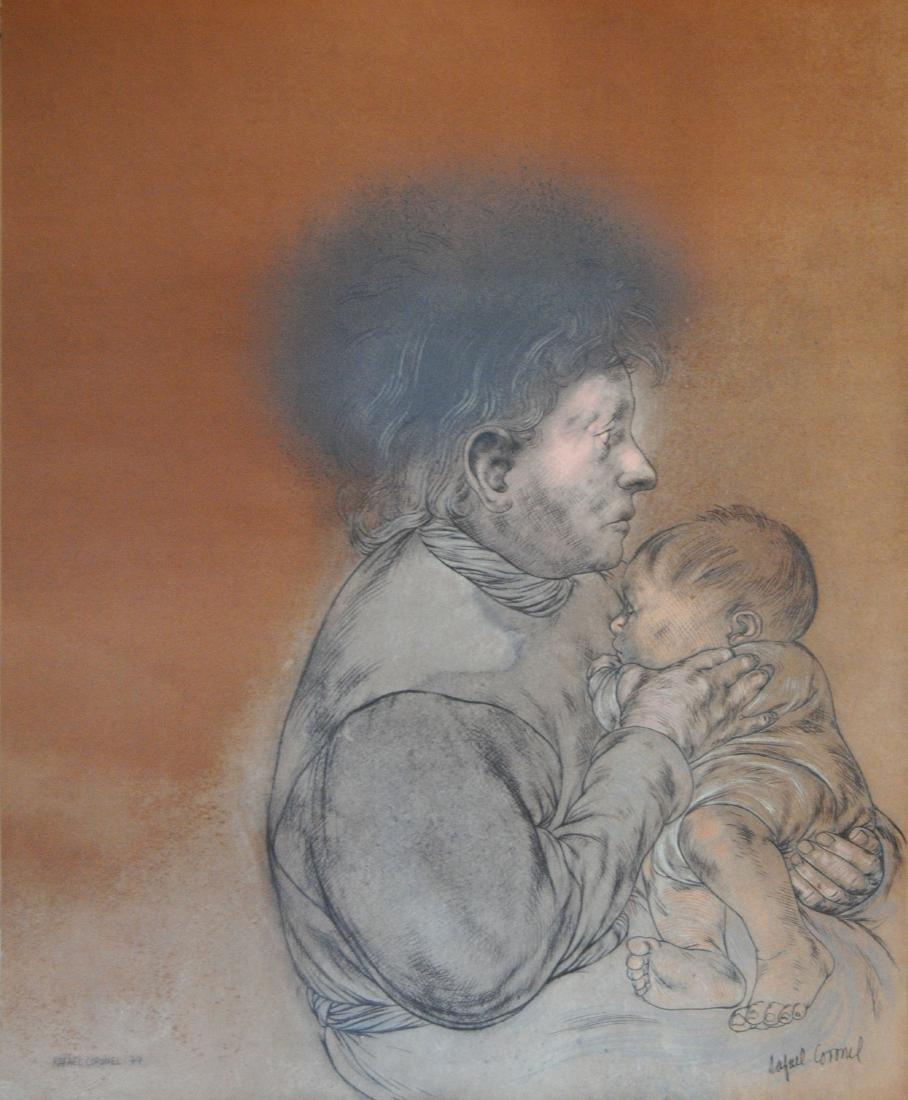 1572: RAFAEL CORONEL - Maternidad