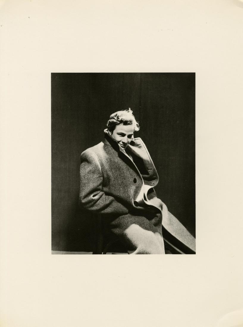 1574: CECIL BEATON - Marlon Brando