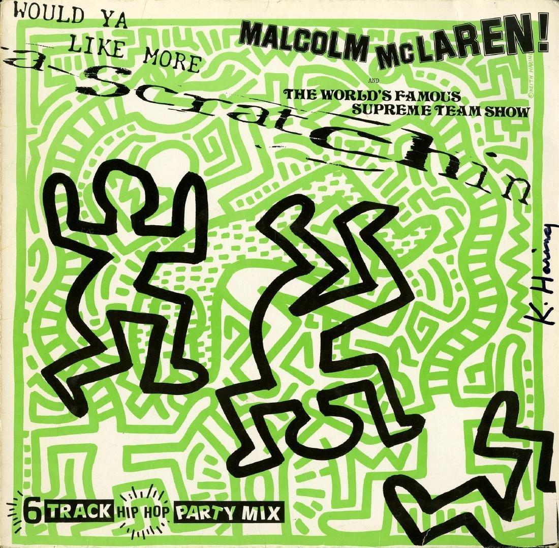 1610: KEITH HARING - Malcolm McLaren: Would Ya Like