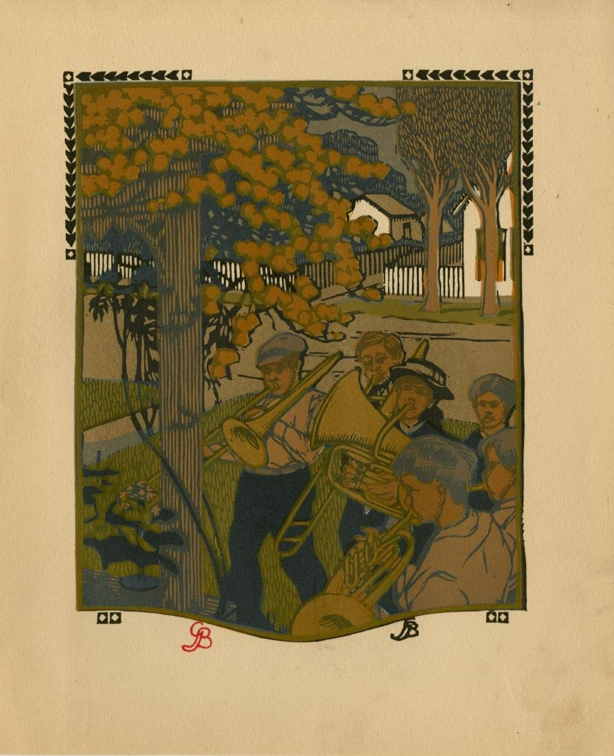 1652: GUSTAVE BAUMANN - June