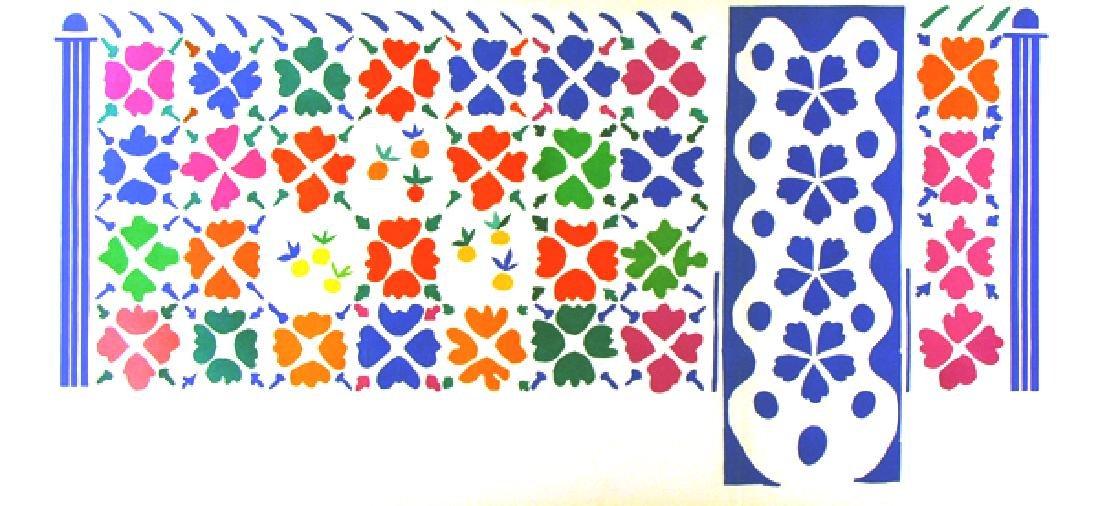1802: HENRI MATISSE - Decoration - Fruits