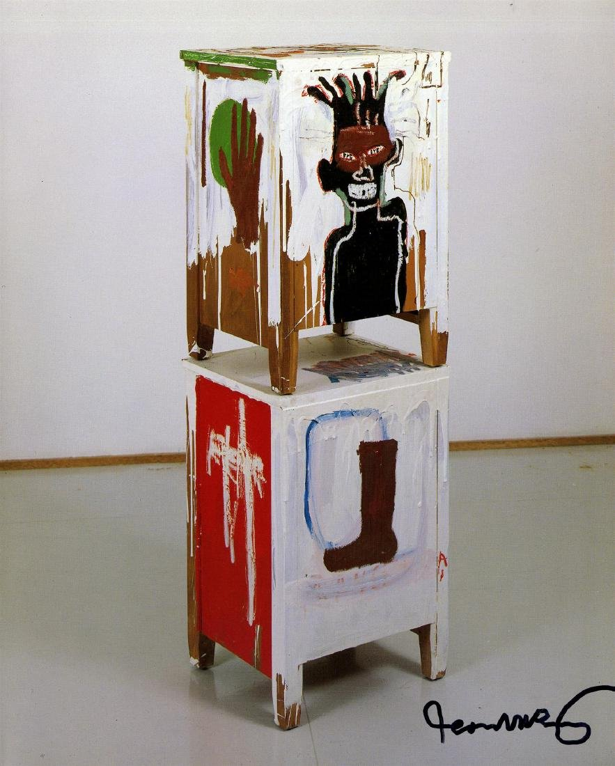 1815: JEAN-MICHEL BASQUIAT - Construction