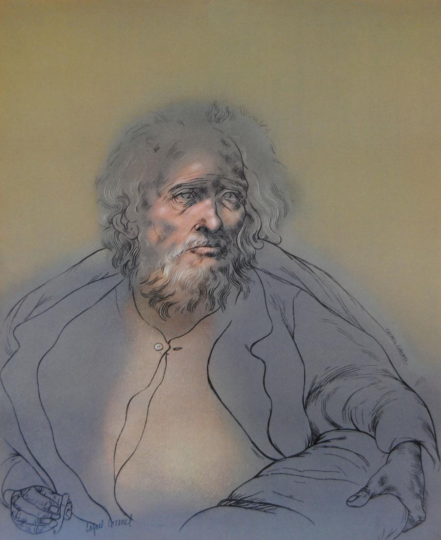1911: RAFAEL CORONEL - Anciano Sombra