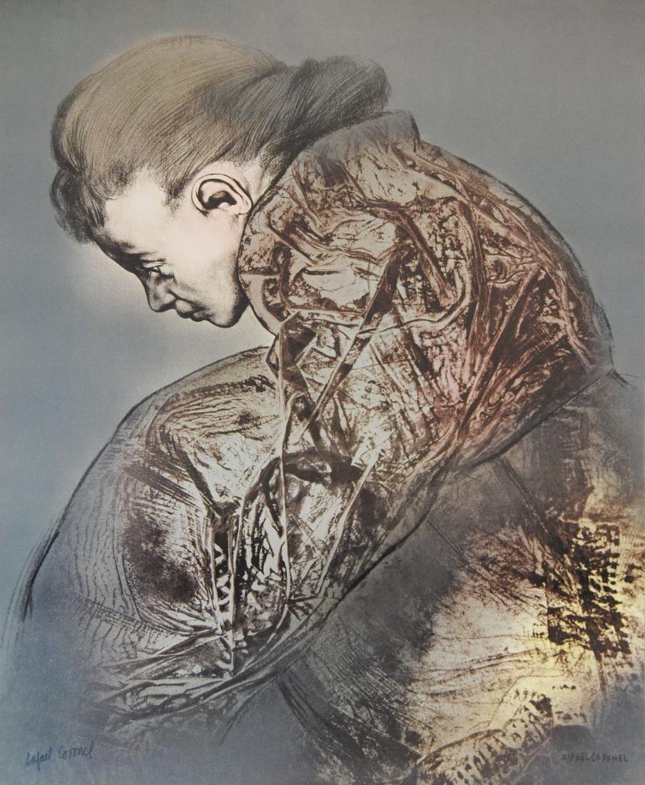 1917: RAFAEL CORONEL - Adolescente Inclinado