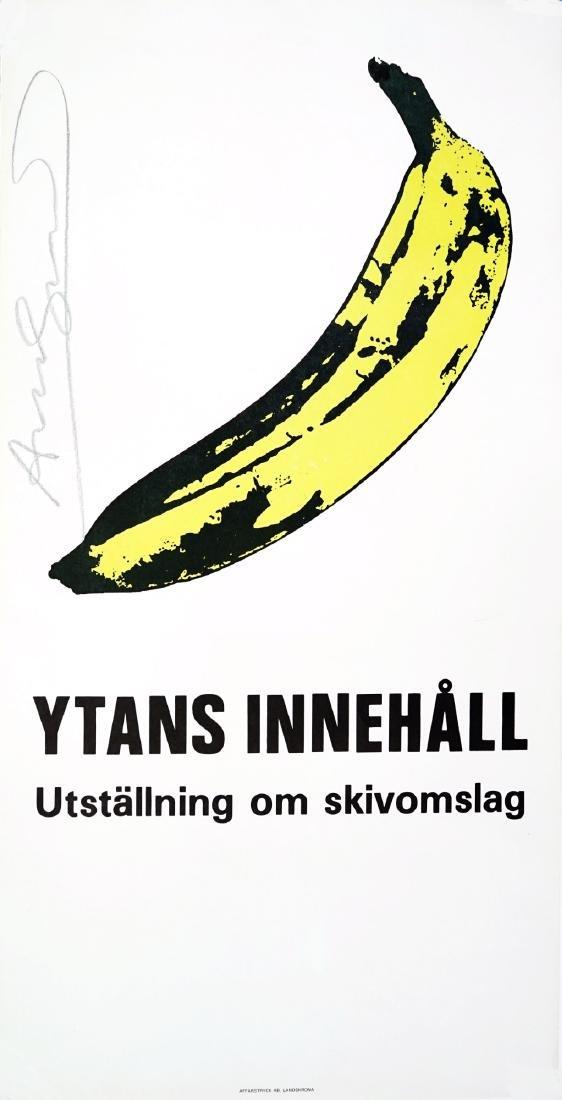56: ANDY WARHOL - Banana
